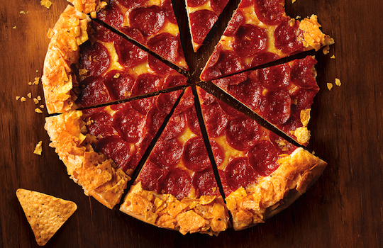 Pizza Hut on innovation: Vegemite stuffed crusts, interactive boxes and online ordering
