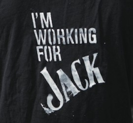 Working for Jack: 'The Bar that Jack Built'