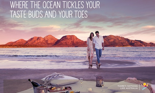 Chris Hemsworth the campaign ambassador for new Tourism Australia campaign