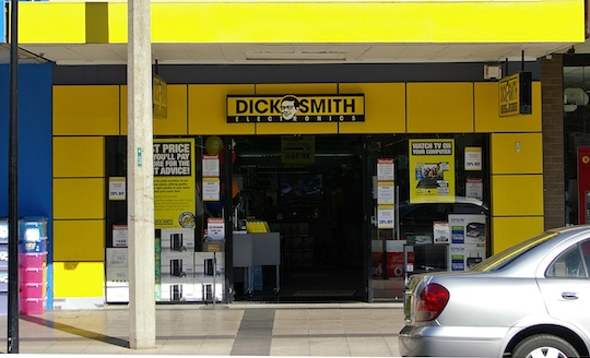 Downfall of Dick Smith a long time coming – study