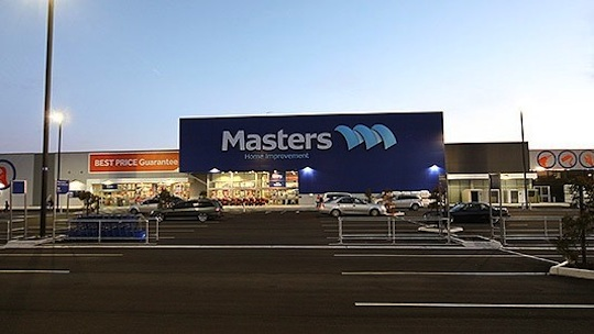 Woolworths set to dump its Masters Home Improvement venture
