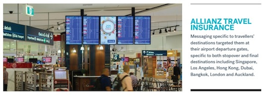 Allianz DOOH digital outdoor advertising out of home media