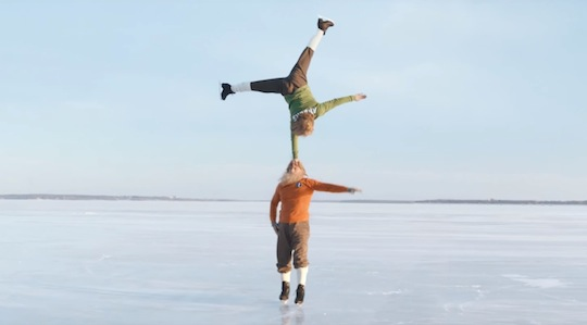 Rekorderlig dons blades of glory in first 'Beautifully Swedish' global brand campaign