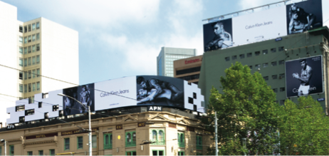 Brands on the street: how outdoor advertising works for the luxury market