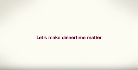Family connection is the spice of life in Masterfoods dinnertime campaign