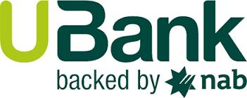 ubank old branding identity