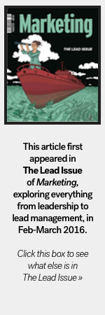 Lead issue article badge