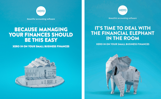 Xero urges small businesses to deal with the financial elephant in the room in biggest push to date