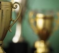 Awards are door openers, not door stops