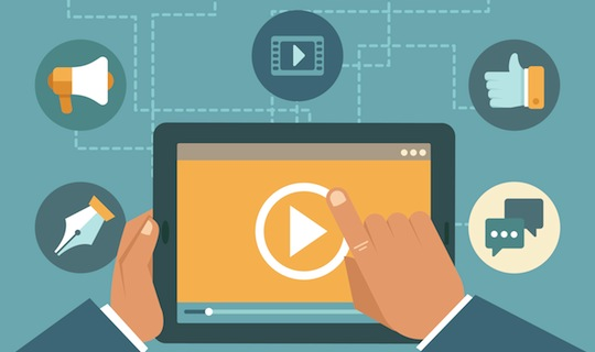 Online video beyond brand advertising
