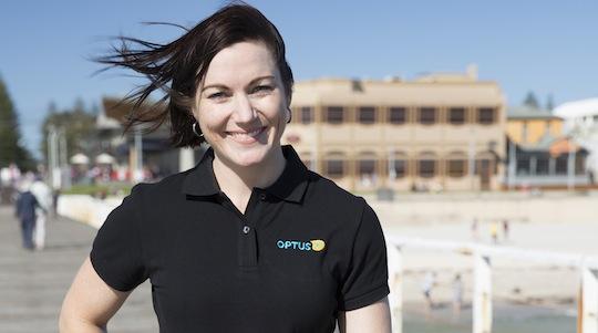 Anna Meares named Optus brand ambassador