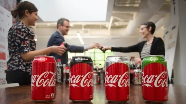 Coca-Cola redesigns packaging to reflect global 'one brand' strategy