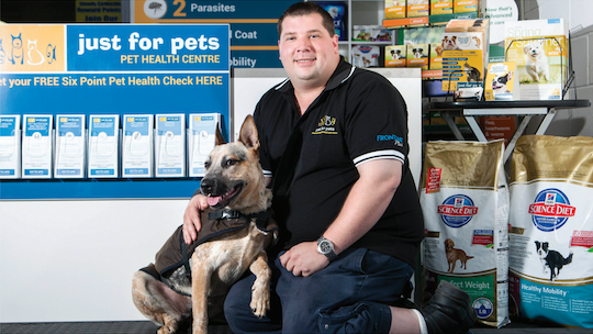 Underdog: Just For Pets' award-winning brand extension