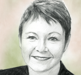 Profile: Caroline Patrick on values, lifestyle and being CPM of the Year