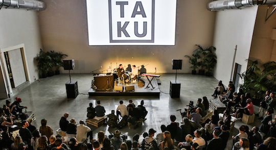 Dropbox and Ta-Ku celebrate collaboration
