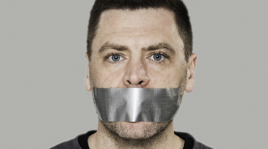Will removing the gag endanger your company's reputation?