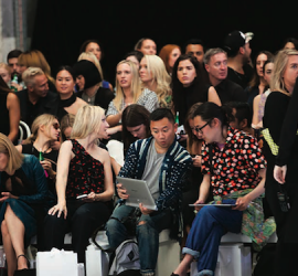 Tablets on the runway: inside Lenovo's fashion-forward influencer campaign