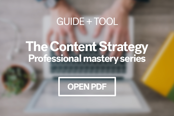 A guide to creating an effective content strategy