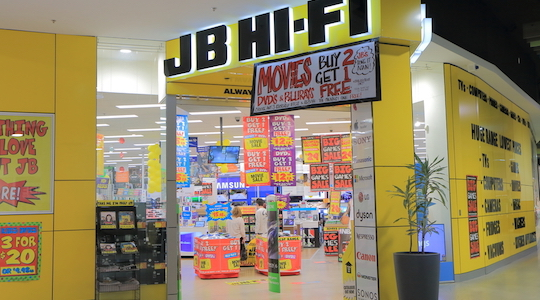 Corporate Reputation Index: JB Hi-Fi back on top in 2016