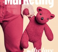 The Love Issue of 'Marketing' is out now