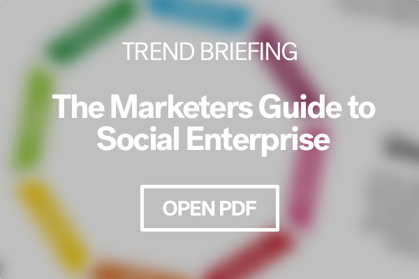 Marketers Guide to Social Enterprise