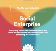The Marketers Guide to Social Enterprise