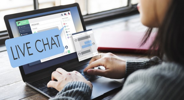 Four steps to nailing live chat on your website
