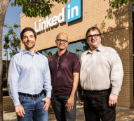 Microsoft's acquisition of LinkedIn is all about the data
