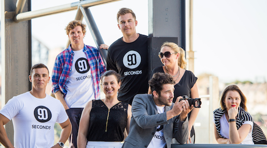 Crowdsourcing production platform 90 Seconds opens offices in Australia