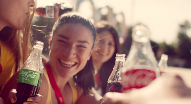 Coca-Cola urges Australians to go for gold in Olympics ad campaign