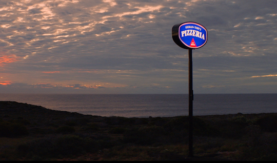 Dr Oetker launches world's most remote pizzeria in Western Australia