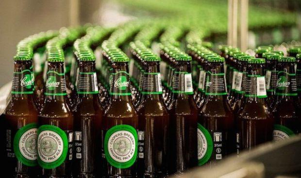 Coopers ends Heineken's 20-year run as beer of Australian Open