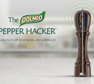 Dolmio backs up prank by putting the Pepper Hacker into production