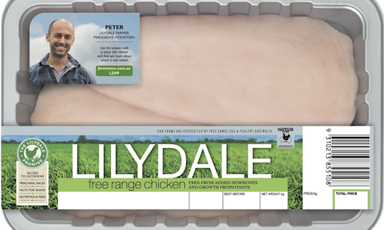 Lilydale Free Range introduces traceable packaging in food provenance campaign
