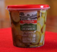 South Australian pickler debuts packaging innovation as local cucumbers make a comeback