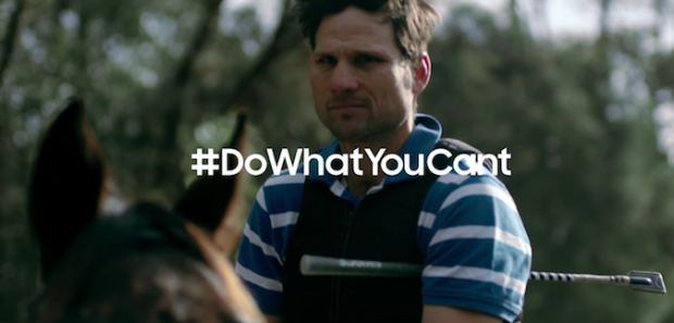 Samsung celebrates triumph over adversity with #DoWhatYouCant Rio campaign