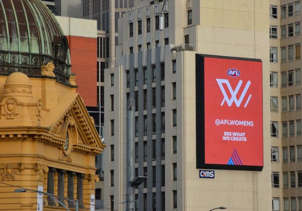 AFL launches Women's league brand identity and positioning
