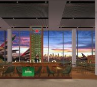 Australia's first Heineken flagship venue to launch at Sydney Airport