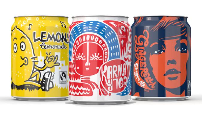 Karma Cola cans Lemmy Gingerella 675w