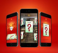 Macca's Monopoly goes mobile with augmented reality app