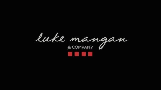 Luke Mangan and Co brand logo