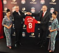 Malaysia Airlines ousts Garuda Indonesia as official global airline partner of Liverpool FC