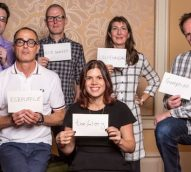 Verbal identity on show for first time at London International Awards