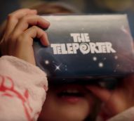 Commbank courts kids with VR experiential campaign