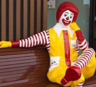 Ronald McDonald the latest victim in 'creepy clown' hysteria