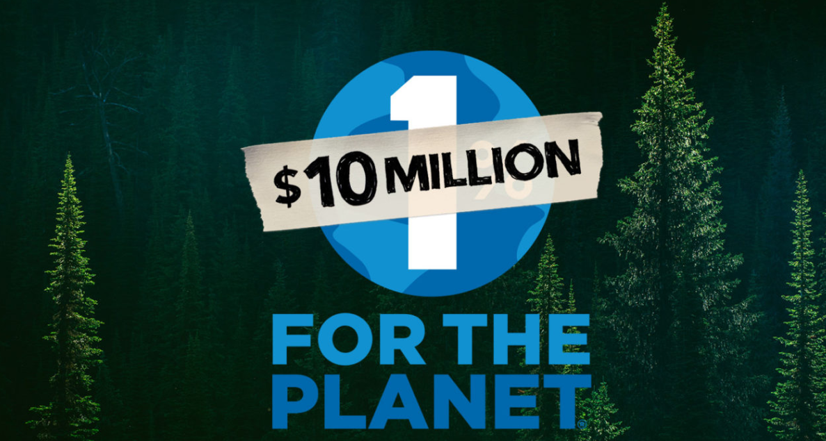Patagonia's Black Friday '100% For The Planet' campaign raised $10 million
