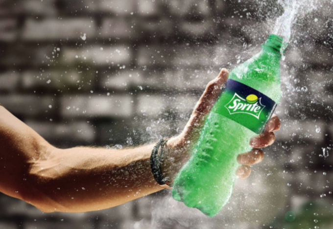 Sprite's summer campaign features a hashtag and VR content