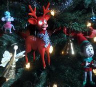 Animated favourites return for Myer Christmas campaign