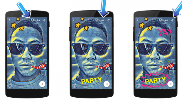 Facebook Messenger's new camera and 3D mask capabilities look pretty familiar