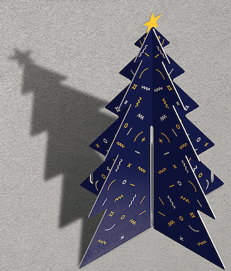 pos christmas tree its relatively easy to add a - How To Make A Christmas